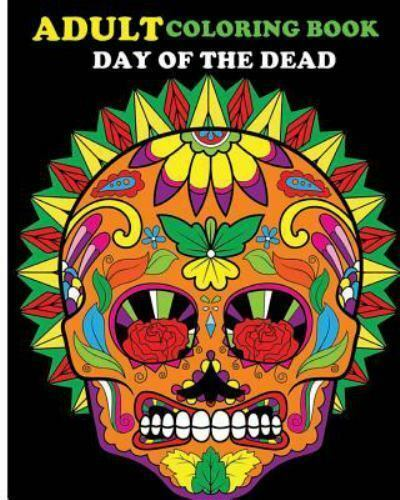Mcardle, T: Day of the Dead Coloring Book Coloring Is Fun: Amazon ... | 500x400