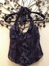 guess size medium beautiful cami blouse euc