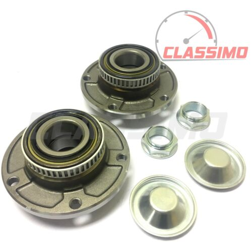 Z4 E86 Front Wheel Bearing Hub Pair for BMW Z3 E36 all models 1995 to 2009
