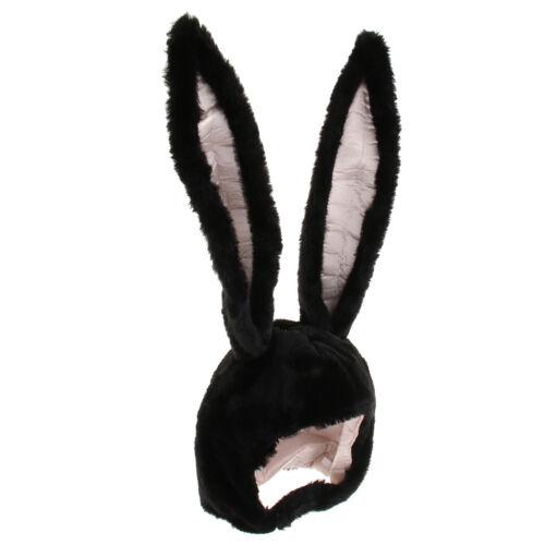 Soft Rabbit Hat Long Ears Bunny Cap Kids Adults Costume Fancy Dress Headwear