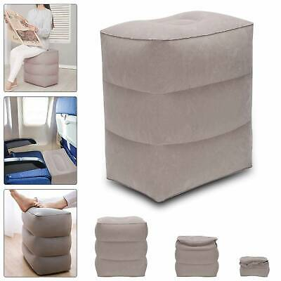 Foot Rest Travel Air Pillow Cushion