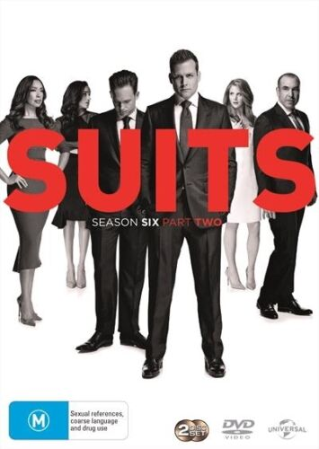 1 of 1 - SUITS : Season 6 : Part 2 : NEW DVD