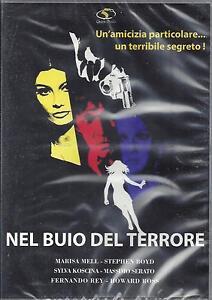 Dvd-NEL-BUIO-DEL-TERRORE-con-Sylvia-Koscina-nuovo-sigillato-1972
