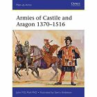 Armies of Castile and Aragon 1370-1516 by John Pohl (Paperback, 2015)