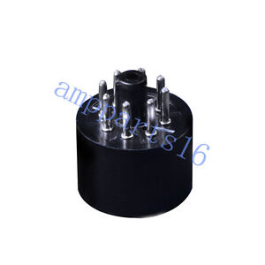 1pc-12AX7-12AU7-to-6SN7-6SL7-Tube-Adapter-Converter-Socket-For-9pin-to-8pin-tube