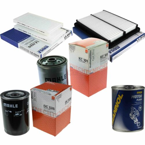 MOUDS//LE VALET D/'inspection Filtre de paquets Set SCT moteur Flush Moteur Chasse d/'eau 11613249