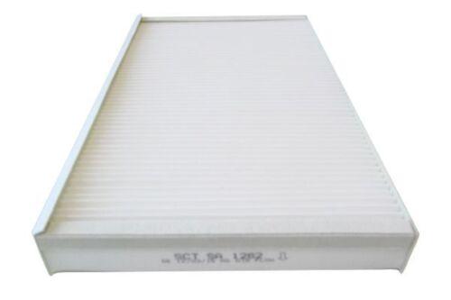 2x Pollenfilter// Innenraumfilter SA 1262  von SCT Germany
