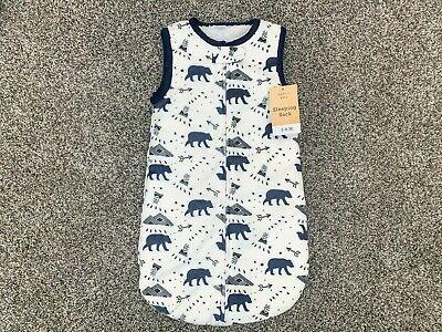 MODERN BABY Sleep Sack Sleeveless Wearable Blanket Sleepers for Babies 0-3 /& 3-6 Months Boys /& Girls Baby Sleeping Bag