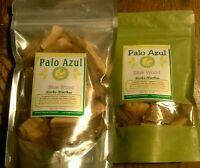 Mexican Herbs Palo Azul 12 Oz.blue Wood Hierbas Mexicanas