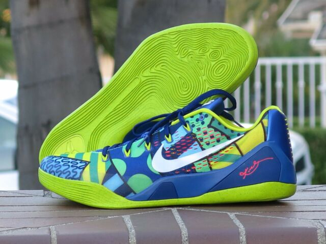"competitive price d8542 9c8c1 Nike Kobe 9 EM ""Game Royal"" Men s Basketball Shoes 646701-413 SZ 15"