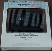 Tomtom Carry Case And Strap - Brand In Box - For The Tomtom Go