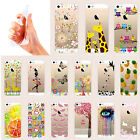 Ultra Slim Rubber Soft TPU Silicone Back Case Cover for Apple iPhone 6 6s Plus #