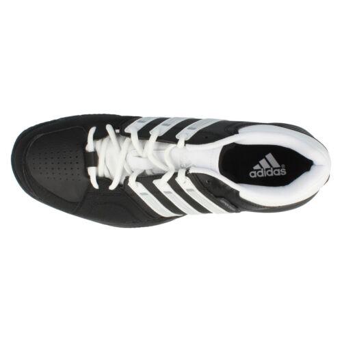 V11 Hommes Noir Bande Lacet Baskets blancArgent Adidas Ambition OPXkliuTwZ