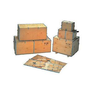 No-Nail-Plywood-Shipping-Crate-Collapsible-Wooden-Export-Boxes-Choice-of-Sizes