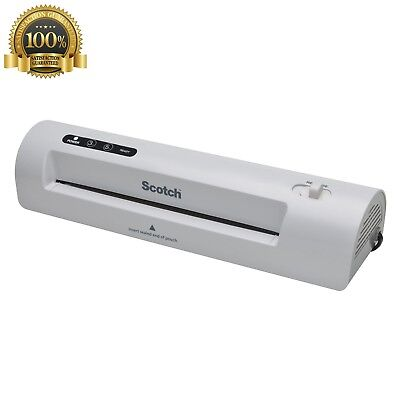 Scotch Thermal Laminator Laminating Machine 3-5 Mil 2 Roller System Office Home