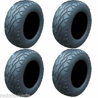 Golf Cart Tires Set Of 4, 23x10.00r12 Street Fox Radial 4-ply Tires Only