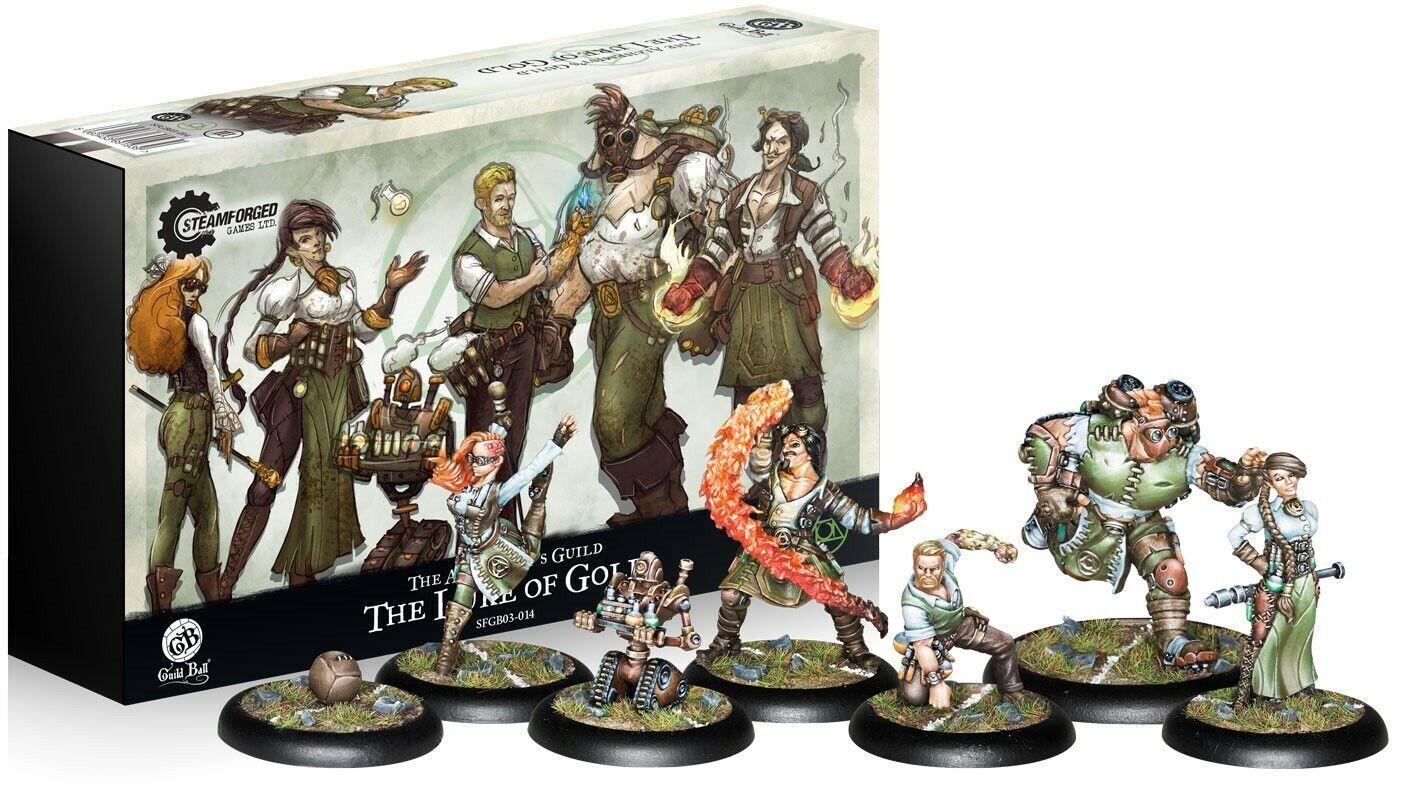 Guild  Btutti Medievale Gioco - The Alchemists Gilda - The Lure Of oro  spedizione e scambi gratuiti.