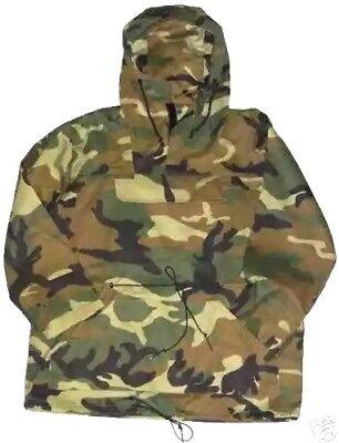 RipstopMarpat Woodland Jacket Anorak