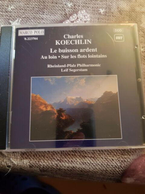 Charles Koechlin CD Loin/flots/buisson (1995)162