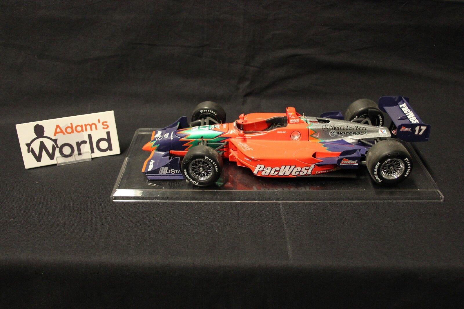 Action PacWest Racing Reynard 99i Mercedes 1999 1 18  17 Mauricio Gugelmin (BRA)