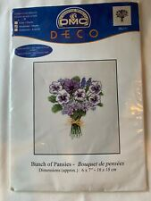 """Weekenders 03639 Knit and Purl Sheep Cross Stitch 7/""""x5/"""" Kit K1"""