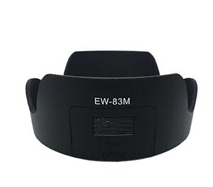 EW-83M-Lens-Hood-Shade-Canon-EF-24-105mm-f-3-5-5-6-IS-STM-Filter-Window-77mm