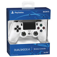 Sony Playstation 4 Wireless Controller Dualshock 4 for PS4 White Official NEW