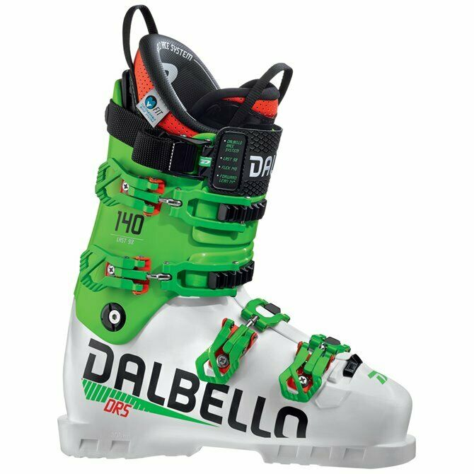 Stiefel Skifahren für Spur Skiraum Race aus Schöner Dalbello Drs 140 2019/2020