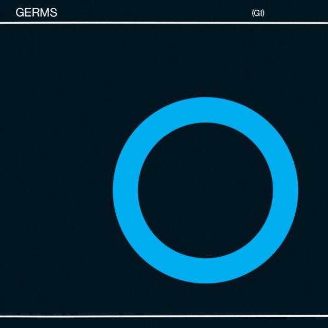 The Germs (GI) Legendary Punk LP SEALED NEW! remastered CLASSIC! Joan Jett BLUE