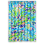 New Lilly Pulitzer Sea Coral Custom Waterproof Fabric Shower Curtain Bathroom