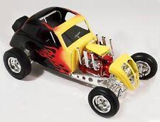 Lindberg 1/12 Fiat Dragster Cabriolet Model Kit 73043