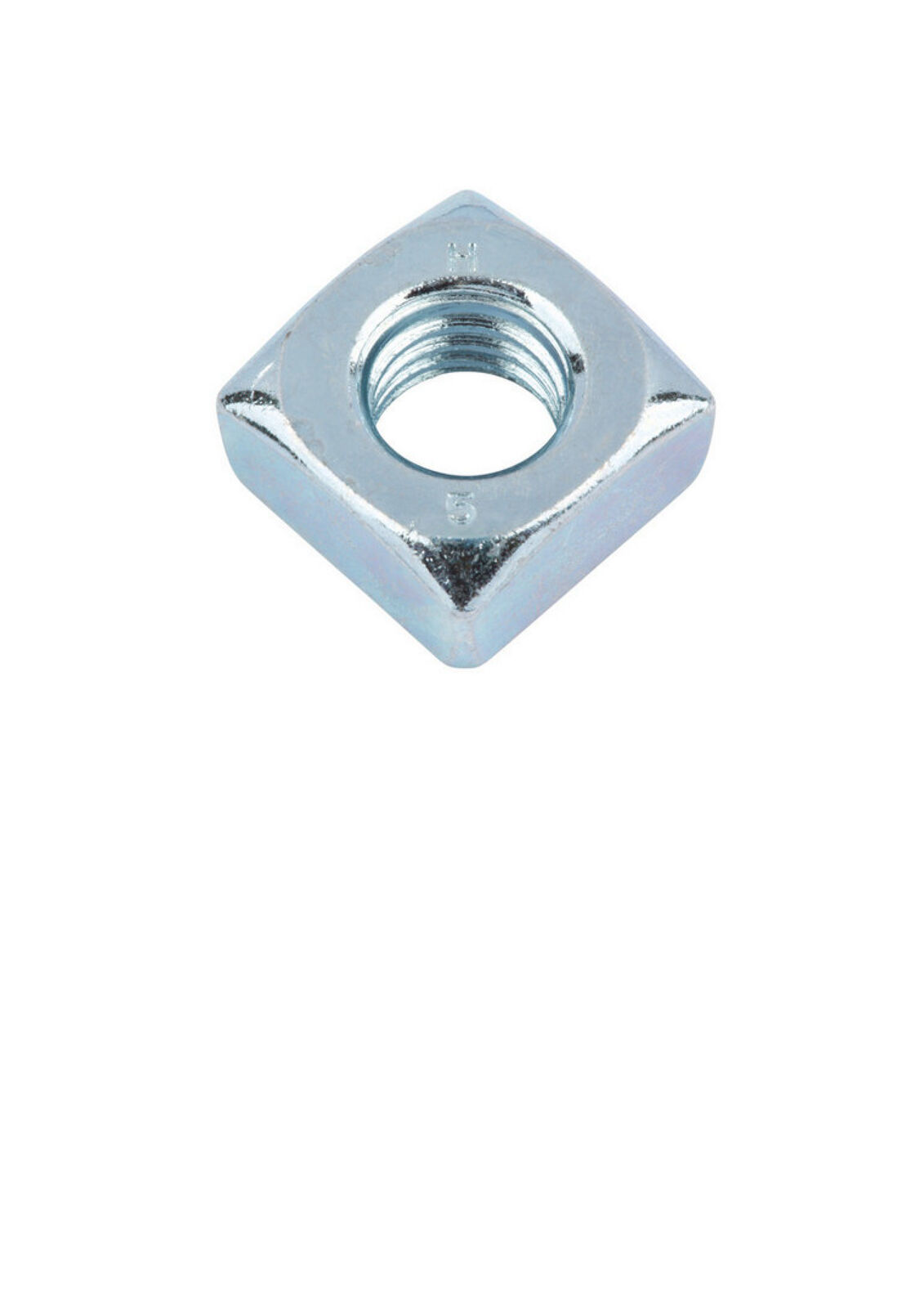 DIN557 Vierkantmutter Edelstahl A4 und A5 in M8 und M10