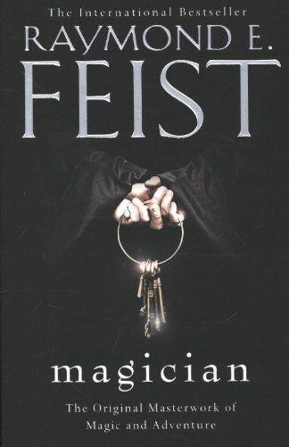 1 of 1 - Magician (Riftwar Saga), Feist, Raymond E. Book The Cheap Fast Free Post