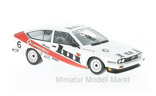 Neo Alfa Romeo gtv6 2.5 - lui-DPM-p. Oberndorfer - 1985 - 1 43