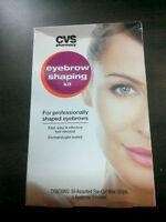 Cvs Eyebrow Shaping Kit