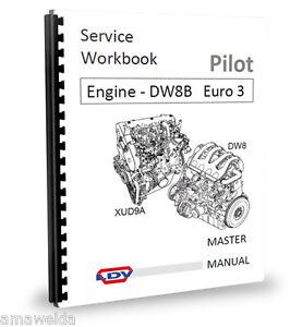 image is loading ldv-pilot-van-minibus-1-9-engine-workshop-