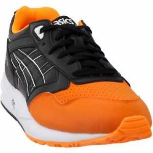 ASICS-GEL-Saga-Casual-Running-Trail-Shoes-Orange-Mens