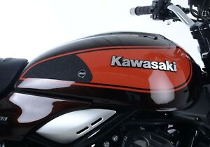 R-amp-G-Tank-Traction-Grip-for-Kawasaki-Z900RS-2018-Clear