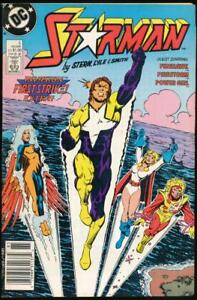 DC-Comics-Starman-5-Holiday-1988-Fine-FN