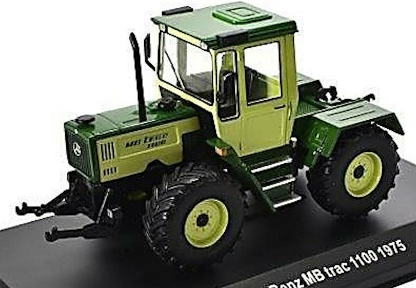 Mercedes Benz MB Trac 1100 - 1975 Tractor Tug Green Green 1 43