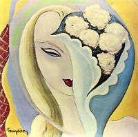 Derek & The Dominos Layla & Other Assorted Love Songs 180g +mp3s Vinyl 2 Lp