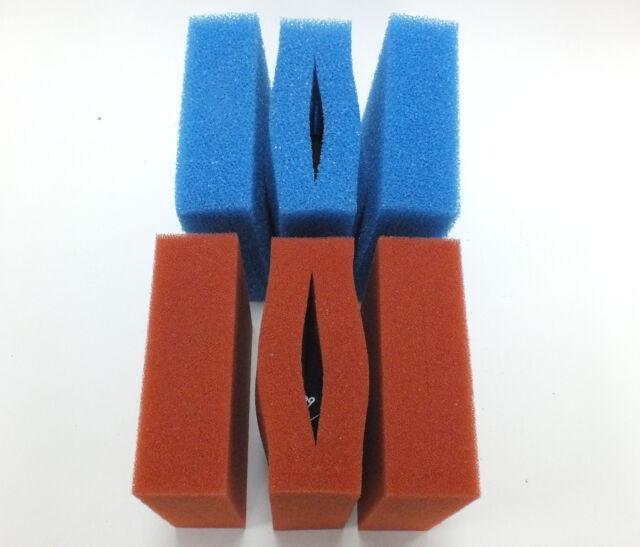 Oase Biotec 5/10/30 Foam Set - 3 x Coarse 3 x Fine