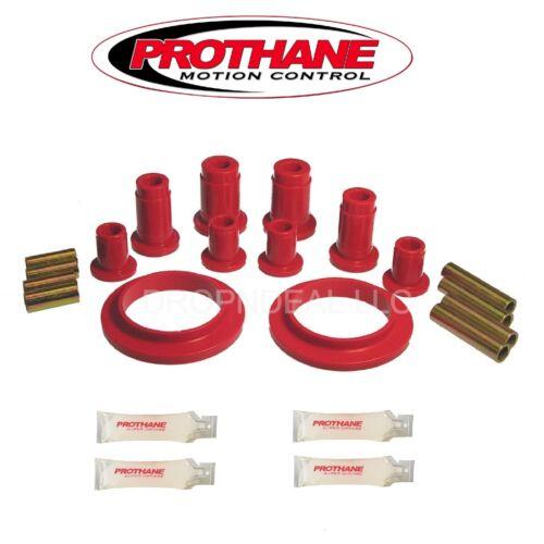 Prothane 6-215 Front Control Arm Bushing Set No Shells 92-94 Police Crown Vic