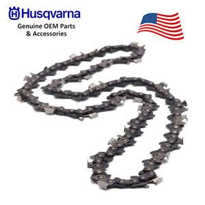 """OEM Husqvarna 501841472 Saw Chain 3//8/"""" .058/"""" H42 072G X NEW"""