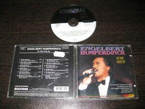 Engelbert Humperdinck CD As Time Goes By