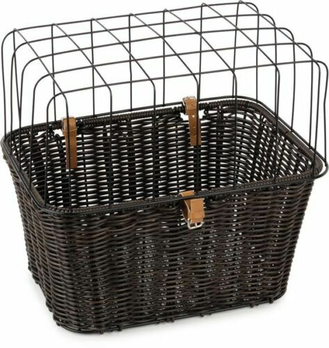 Cycle Dog//Pet Basket Rear Mounted Le-Grand Poppy Pet Bicycle Carrier Basket