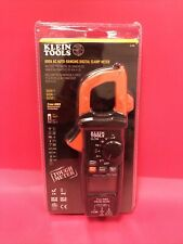 New Listingnew Klein Tools Ac Auto Ranging Trms Digital Clamp Meter Cl700
