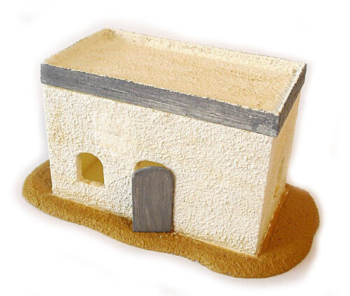 RESIN Schnell - Bausatz Diorama Wüsten-Haus Groß für 1:72 (1) **NEU**