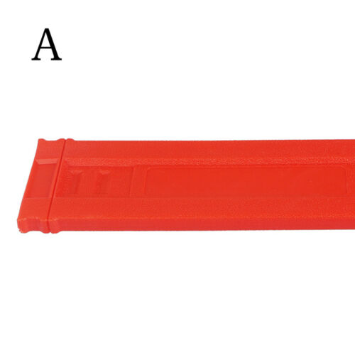 10/'/' To 24/'/' Chainsaw Bar Cover Scabbard Protector Durable Guide Plate Sets SS