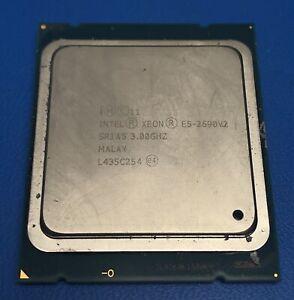 Intel Xeon E5-2690V2 SR1A5 10 Core 3.00GHz 25MB 8 GT/S Processor